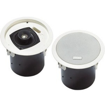 Bosch LC2-PC30G6-4 2-way Ceiling Mountable Speaker - 30 W RMS - White LC2-PC30G6-4