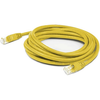 AddOn Cat.6a UTP Patch Network Cable ADD-7FCAT6A-YW