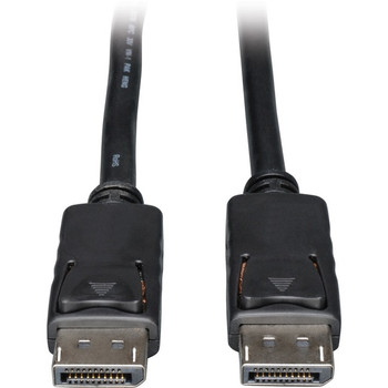 Tripp Lite 25ft DisplayPort Cable with Latches Video / Audio DP 4K x 2K M/M