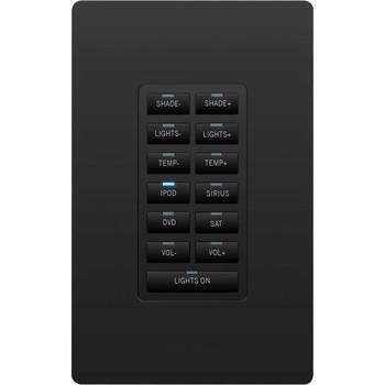 AMX Metreau 13-Button Keypad FG5794-02-BL