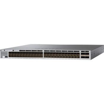 Cisco Catalyst 3850 48 Port 10G Fiber Switch IP Base WS-C3850-48XS-S-RF