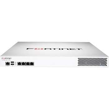 Fortinet FortiManager FMG-200G Centralized Managment/Log/Analysis Appliance FMG-200G-BDL-447-60