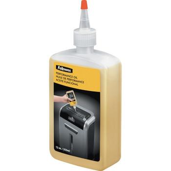Fellowes Powershred® Shredder Oil - 12 Oz. Bottle 35250