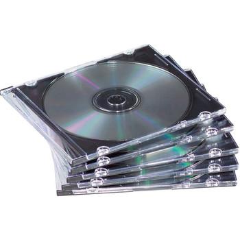 Slim Jewel Cases - 25 / pack 98316