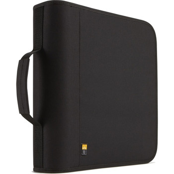 Case Logic 208 Capacity Nylon CD / DVD Binder 3200387