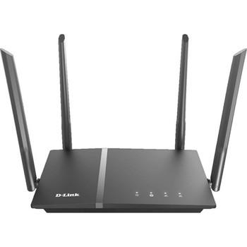 D-Link Wi-Fi 5 IEEE 802.11a/b/g/n/ac  Wireless Router DIR-1260