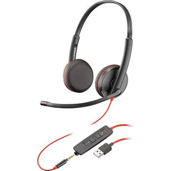 Plantronics Blackwire C3225 Headset 209747-101