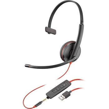Plantronics Blackwire C3215 Headset 209746-22