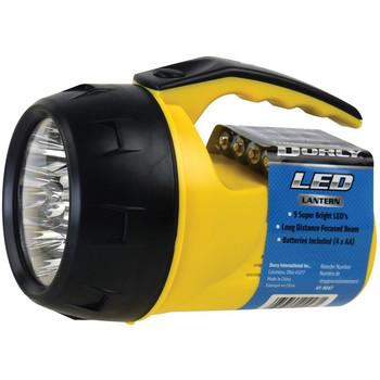 Dorcy 41-1047 4AA 9 LED Lantern 411047