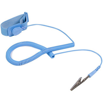 StarTech.com ESD Anti Static Wrist Strap Band with Grounding Wire - AntiStatic Wrist Strap - Anti-static wrist band SWS100