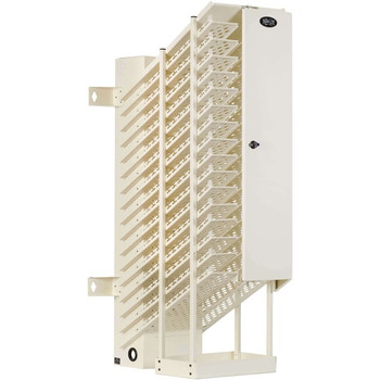Tripp Lite AC Charging Station Tower 16-Device Open Frame Chromebooks White CST16AC