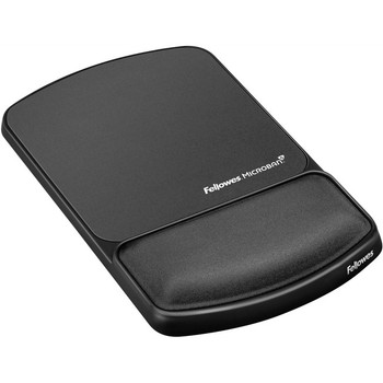 Fellowes Mouse Pad / Wrist Support with Microban® Protection 9175101