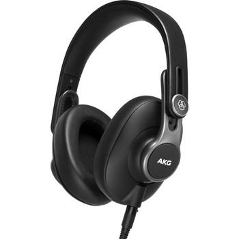 AKG K371 Over-Ear, Closed-Back Foldable Studio Headphones K371