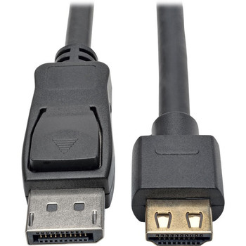 Tripp Lite DisplayPort to HDMI Adapter Cable Active DP 1.2a to HDMI 4K 20ft
