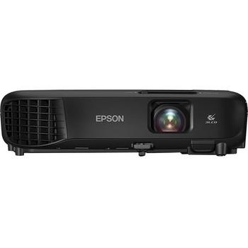 Epson PowerLite 1266 DLP Projector - 16:10 - Refurbished V11H845120-N