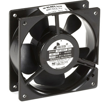 """Black Box 4.5"""" Cooling Fan for Low-Profile Secure Wallmount Cabinets RMT373-R2"""
