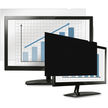 """Fellowes PrivaScreen™ Blackout Privacy Filter - 23.0"""" Wide 4807101"""