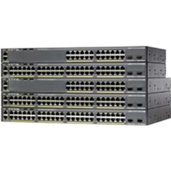 Cisco Catalyst 2960X-24TD-L Ethernet Switch