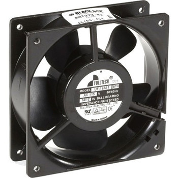 """Black Box 4.5"""" Cooling Fan for Low-Profile Secure Wallmount Cabinets - 240-VAC RMT373AE-R2"""