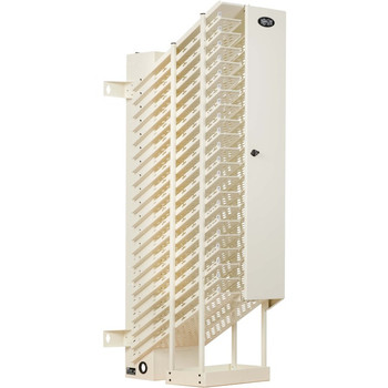 Tripp Lite AC Charging Station Tower 20-Device Open Frame Chromebooks White CST20AC
