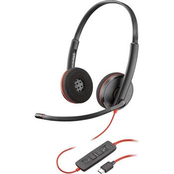 Plantronics Blackwire C3220 Headset 209745-22