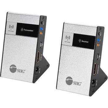 SIIG 4K HDMI Wireless Extender Kit - 98ft