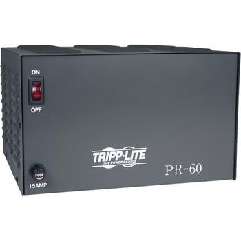 Tripp Lite DC Power Supply 60A 120VAC to 13.8VDC AC to DC Conversion TAA GSA PR60