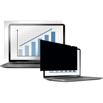 """Fellowes PrivaScreen™ Blackout Privacy Filter - 14.0"""" Wide 4812001"""