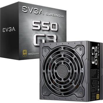 EVGA SuperNOVA 550 G3 Power Supply 220-G3-0550-Y1