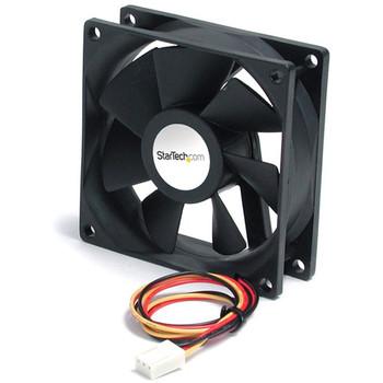 StarTech.com Computer case fan - Ball bearing - TX3 connector - 60x20mm FAN6X2TX3