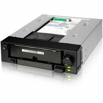 Icy Dock MB971SP-B Drive Bay Adapter Internal - Black MB971SP-B