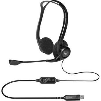 Logitech 960 USB Headset 981-000836