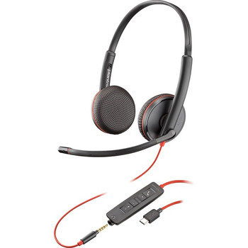 Plantronics Blackwire C3225 Headset 209751-101