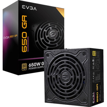 EVGA SuperNOVA 650W Power Supply 220-GA-0650-X1
