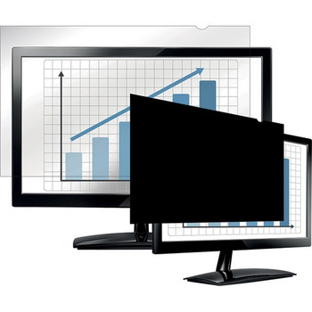 """Fellowes PrivaScreen™ Blackout Privacy Filter - 18.5"""" Wide 4815201"""