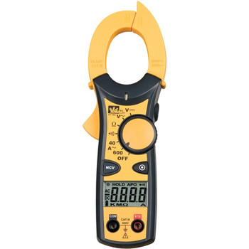IDEAL Clamp-Pro Clamp Meters 600 Amp 61-744