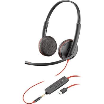Plantronics Blackwire C3225 Headset 209751-22