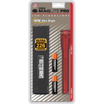MagLite Mini Pro LED Flashlight - MGLSP2P03H
