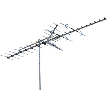 Platinum Series HDTV High-Band VHF/UHF Deep Fringe Antenna (65-mile Range)