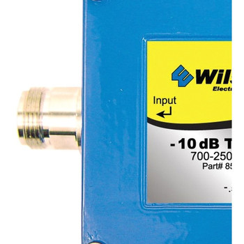 Wilson -10 dB Cellular Signal Tap w/0.5 dB Pass Thru 50 Ohm
