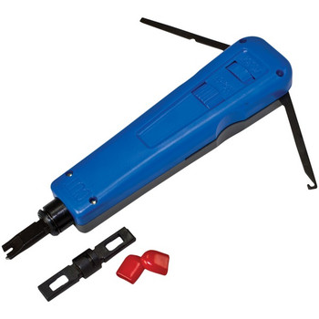 Deluxe 66/110 Punch-down Tool with Blades