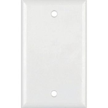 DataComm 21-0027 Standard Blank Wall Plate (Lite Almond)
