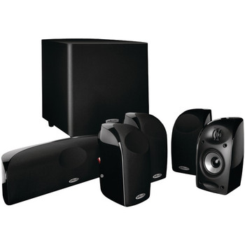 TL1600 Complete 5.1 Speaker Package With Powered Subwoofer