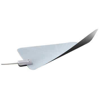 FlatWave(R) Razor-Thin Indoor HDTV Antenna (Brown Box)