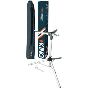 KING Tripod Mount for Satellite TV Antennas