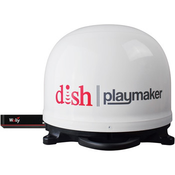 Winegard DISH Playmaker Antenna with Wally Receiver