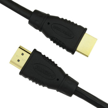 10.2Gbps High-Speed HDMI(R) Cable (9ft)