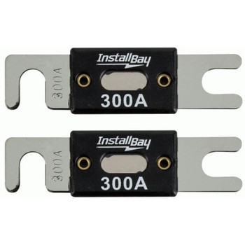The InstallBay ANL 300 AMP Fuse - Package of 10