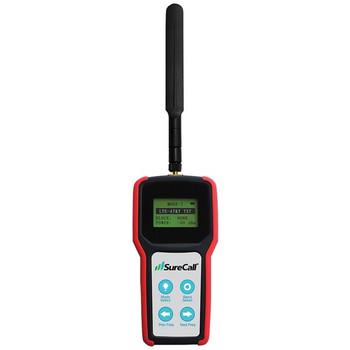 Portable 5-Band RF Signal Meter