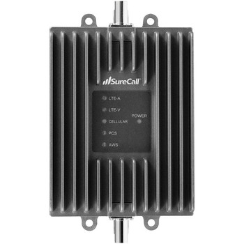Fusion2Go 3.0(TM) Fleet In-Vehicle Cell Phone Signal-Booster Kit